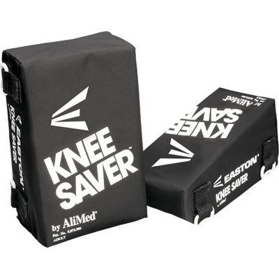 ADULT CATCHER KNEE SAVERS KNEE CUSHIONS KNEE WEDGES BLACK NEW