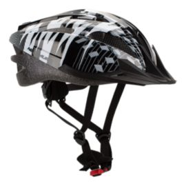 Nakamura Speed 150 Black Bike Bike Helmet