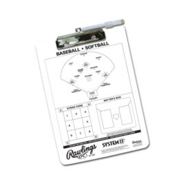 Rawlings System 17 Coach's Clipboard