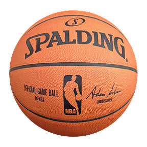 Spalding Official NBA Game Ball
