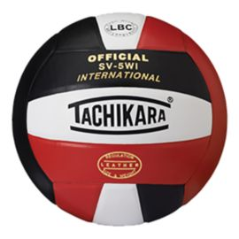 Tachikara International Competition Premium Leather Volleyball