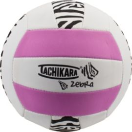 Tachikara SofTec® Pink Zebra Volleyball