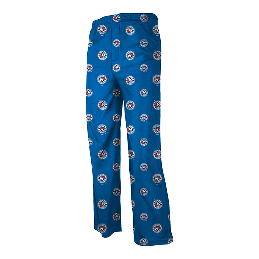 a0b0b5002eb Toronto Blue Jays Kids' Printed Pajama Pants - Blue | Sport Chek