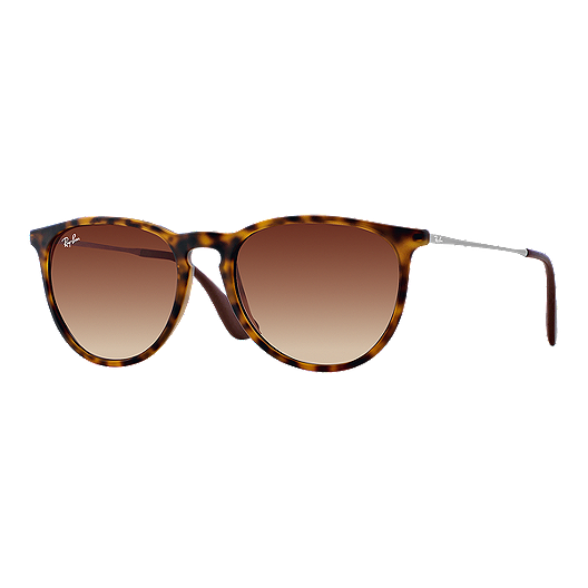 6e2d978b72678 Ray-Ban Erika Sunglasses - Havana Brown