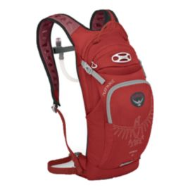 Osprey Viper 5 Hydration Pack - Flashpoint Red
