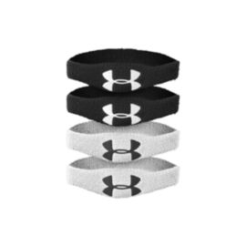 Under Armour Oversized Performance Wristband - 4 Pack