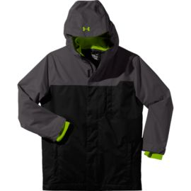 Under Armour ColdGear® Infrared Furley Kids' 3 In 1 Jacket