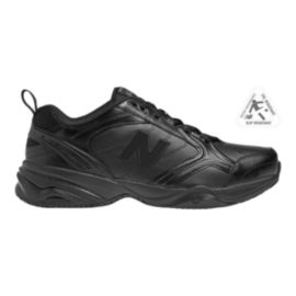 New Balance Men's 626 2E Wide Width Shoes - Black