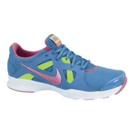 Nike Women's In-Season TR3 Training Shoes - Blue/Pink Flash