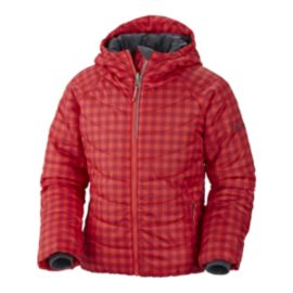 Columbia Girls' Shimmer Me Omni Heat Insulated Winter Jacket
