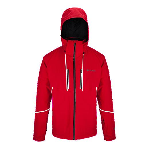 Columbia millennium blur mens jacket sport chek columbia millennium blur mens jacket mountain red 613 gumiabroncs Images