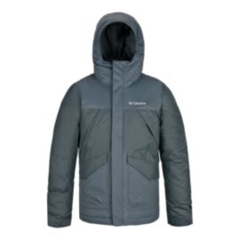 Columbia Boys' Swiss Mister Omni Heat Insulated Winter Jacket
