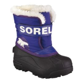 Sorel Snow Commander Girls' Toddler Winter Boots