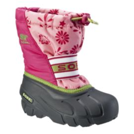 Sorel Cub Graphic 13 Pre-School Girls' Winter Boots