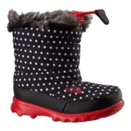 The North Face Nuptse Bootie Girls' Toddler Winter Boots