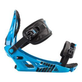 K2 Sonic Men's Snowboard Bindings 2013/14 - Blue
