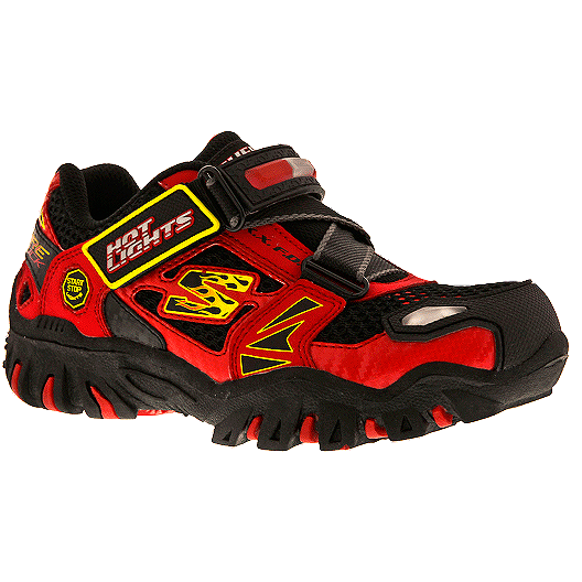 incredible prices good out x cozy fresh Skechers Hot Lights Fire Truck Kids' Pre-School Casual Shoes ...