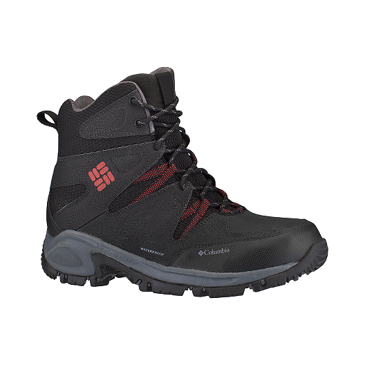 c2b43d4f066 Columbia Men's Lift-Op™ II Omni-Heat™ Winter Boots - Black/Red ...