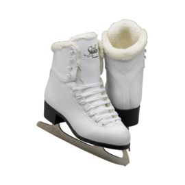 Glacier SoftSkate Fleece Women's Figure Skates