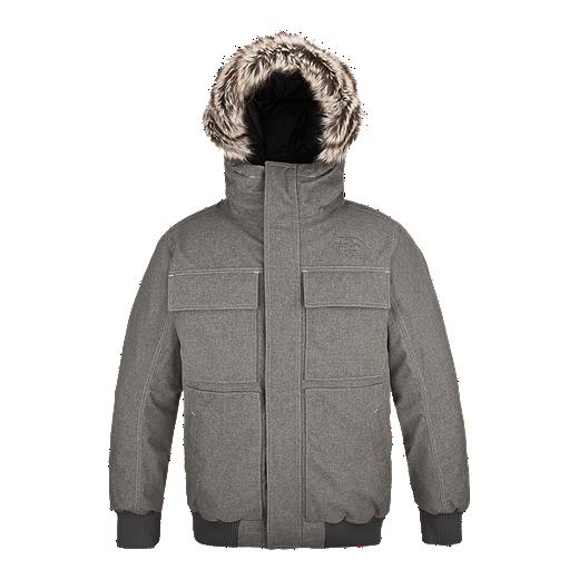 The North Face® Sangro Jacke Herren medium grey heather