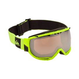 Quiksilver Hubble Fluro Goggles - Black/Yellow 2013/14