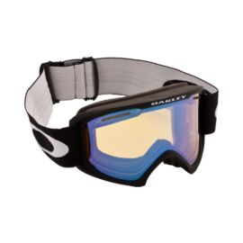 Oakley O2 XL Snow Goggles - Matte Black with Extra Lens 2013/14