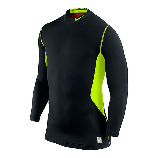ad4826dd Nike Pro Combat Hyperwarm Dri-FIT Max Mock Long Sleeve Top Mens | Sport Chek