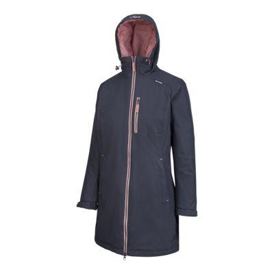 Helly Hansen Long Belfast Women's Insulated Jacket