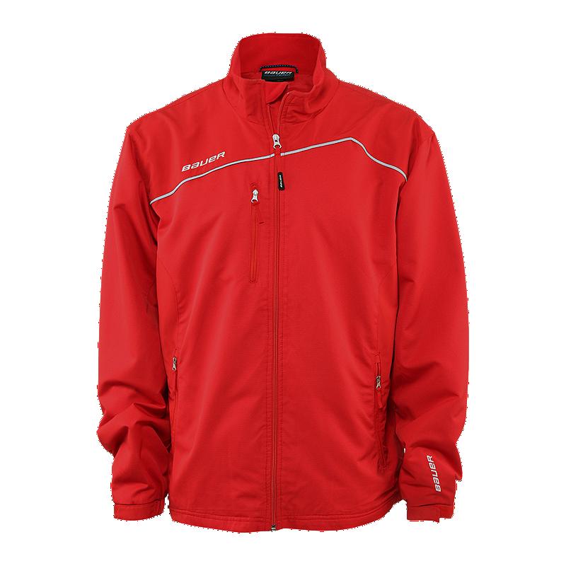 28165130f55 Bauer Lightweight Warm Up Men s Woven Jacket