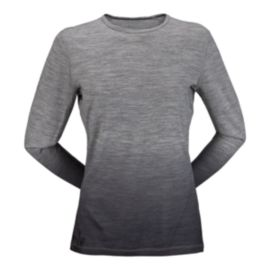 Icebreaker 200 Oasis Long Sleeve Crewe Top Womens
