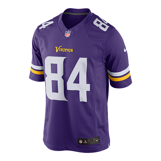 the latest 07605 e378f Minnesota Vikings Cordarrelle Patterson Football Jersey ...