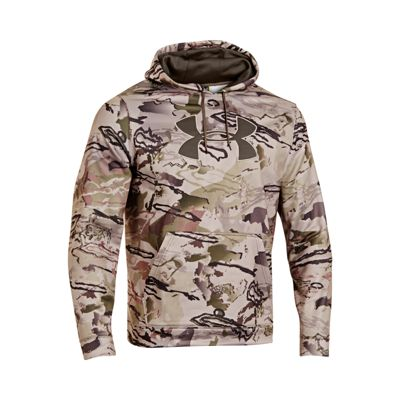 Under Armour Camo Men's Big Logo Hoodie
