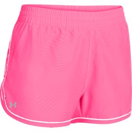 Under Armour Power In Pink Great Escape Women's Graphic II Shorts