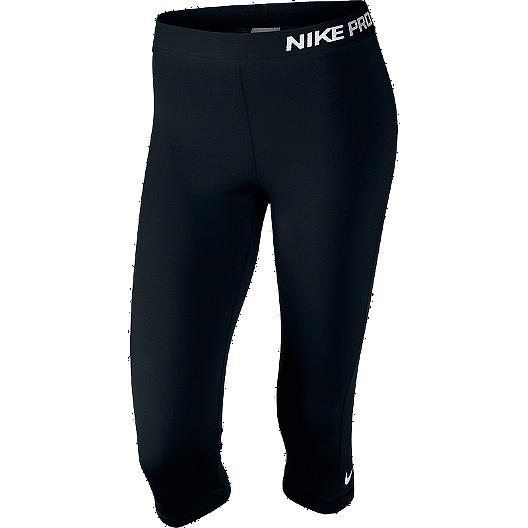 1844c53e68972 Nike Pro Women's Capri Tights | Sport Chek