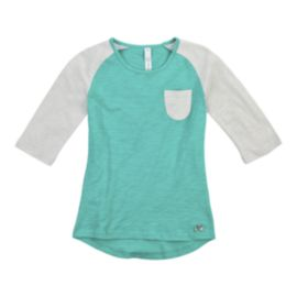 Firefly Laura Girls' Baseball T-Shirt