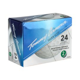 Tommy Armour Silver Scot Golf Balls - 24 Pack