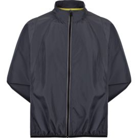 Diadora Carbon Men's Full-Zip Packable Jacket