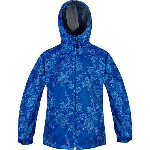 Mckinley girls melanie rain jacket sport chek mckinley girls melanie rain jacket 40 blue gumiabroncs Images