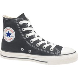 Converse Men's Chuck Hi Shoes - Black/White