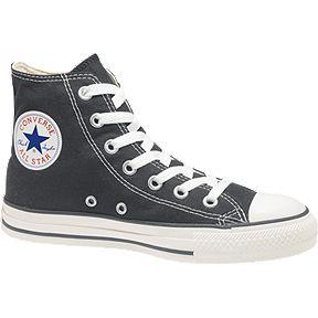 wholesale dealer 62d08 5f48d Converse Men s CT II (Canvas) Boots - Charcoal · Converse Chuck Hi Shoes -  Black White