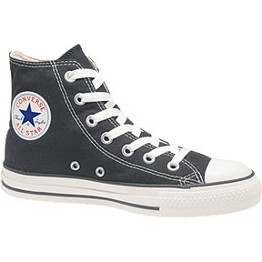 Converse Chuck Hi Shoes - Black/White