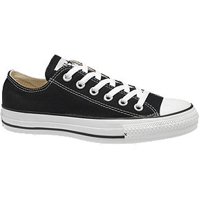 Converse Chuck Taylor OX Shoes - Black/White