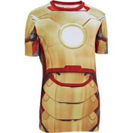 Under Armour Transform Yourself Iron Man Kids' Graphic Top