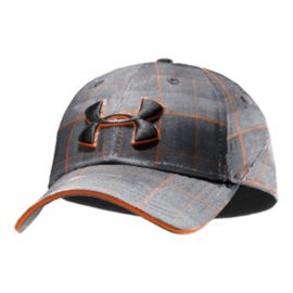 Under Armour Resonance Men's Stretch Fit Plaid Cap