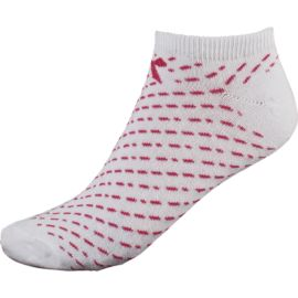 Diadora Digi Stripe Women's No Show Socks - 6 Pair Pack