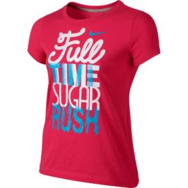 Nike Full Time Sugar Rush Girls' T-Shirt
