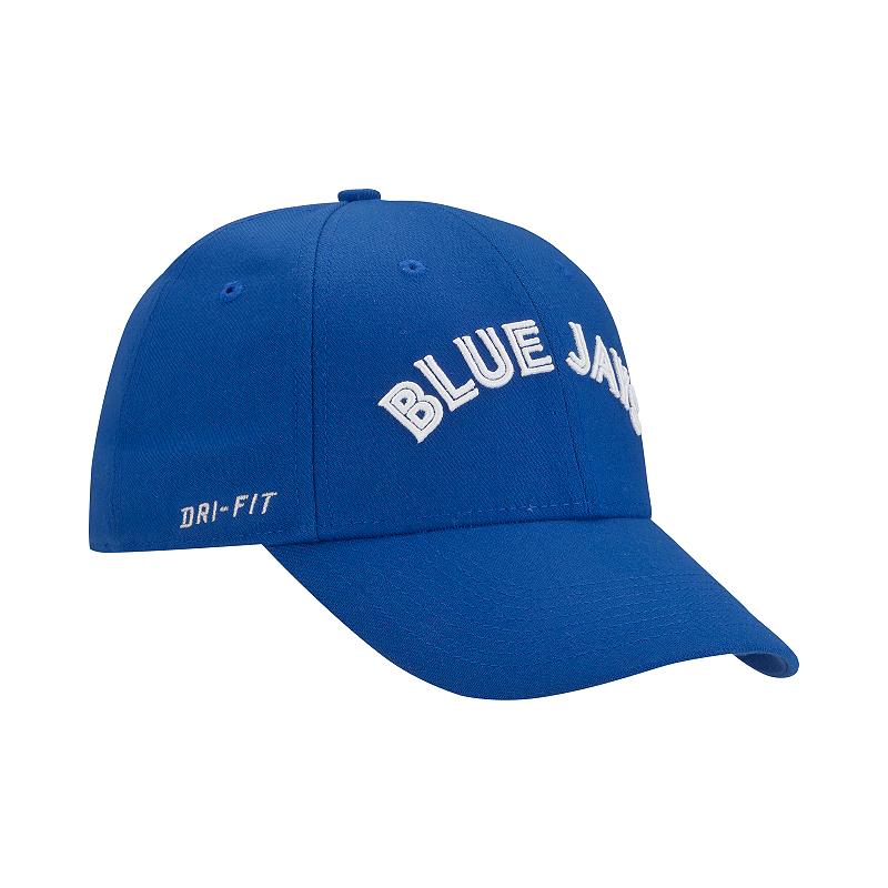 65c41deb9e2 Toronto Blue Jays Dri-FIT™ Swooshflex Cap - Blue