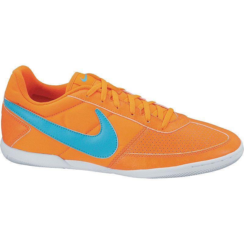 Ser Alinear germen  Nike Men's FC247 Davinho Indoor Soccer Shoes - Orange/Blue | Sport Chek