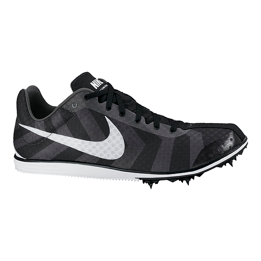 8d8e7b76660 Nike Men s Zoom Rival D Track Spike Shoes - Black White