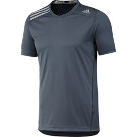 adidas Climachill Run Men's Short Sleeve Top
